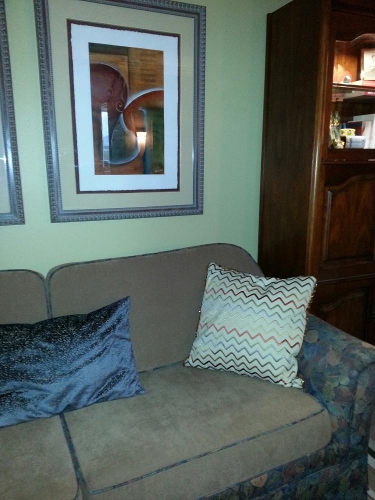 week 15 - cushions